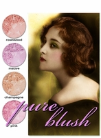 50% OFF CLEARANCE! ~ [DISCONTINUED] PURE BLUSH easy-wear mineral powder blush
