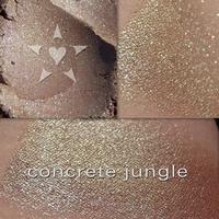 50% OFF CLEARANCE! ~ [DISCONTINUED] CONCRETE JUNGLE V.2 - February Throwback-Inspired Eyeshadow