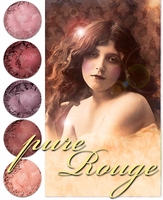 50% OFF CLEARANCE! ~ [DISCONTINUED] PURE ROUGE Classic Mineral Cheek Color