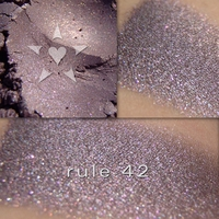 50% OFF CLEARANCE! ~ [DISCONTINUED] RULE 42 V.2 - February Throwback-Inspired Eyeshadow