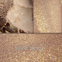 50% OFF CLEARANCE! ~ [DISCONTINUED] SEED PEARL V.2 - May 2014 Throwback-Inspired eyeshadow