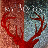 THIS IS MY DESIGN ~ a new eyeshadow shade each week inspired by NBC's Hannibal