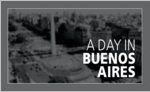 A Day in Buenos Aires: Flip Book