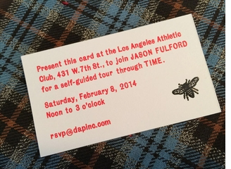 A Self-guided Tour through TIME: Jason Fulford at the Los Angeles Athletic Club