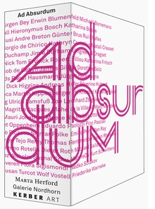 Ad Absurdum: Energies of the Absurd from Modernism till Today