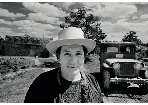 """Agnes Martin: """"Beauty Is the Mystery of Life"""""""