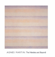 Agnes Martin BOMB Magazine Untitled Painting by Agnes Martin