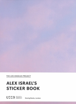 Alex Israel: Alex Israel's Sticker Book