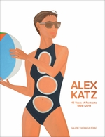 Alex Katz: 45 Years of Portraits 1969-2014