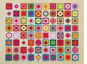 Featured image is reproduced from <I>Alexander Girard: A Designer's Universe</I>.