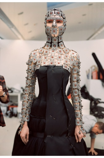 'Alexander McQueen: Working Process' in the News