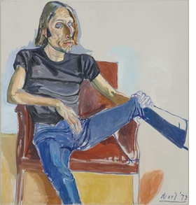 Featured image is reproduced from <I>Alice Neel: Late Portraits and Still Lifes</I>.