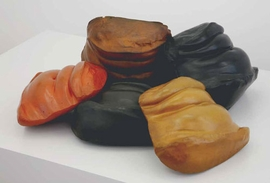 "Featured image, ""Ventres – coussins (Belly cushions)"" 1968, is reproduced from <I>Alina Szapocznikow: Sculpture Undone, 1955-1972</I>"