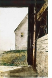 Andrew Wyeth and the 'Pursuit of Strangeness' in the New York Review of Books