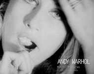 Andy Warhol: Motion Pictures