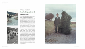Featured image is a spread from Aperture 201 of Magdalene Keaney's article on Axel Hoedt's <i>Fastnacht</i> photographs, which capture the age-old Lenten tradition of Fastnacht that continues�in full regalia�in Germany's southern villages.