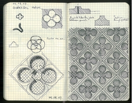 "Featured image is reproduced from <a href=""9781935202462.html"">Architects' Sketchbooks</a>."