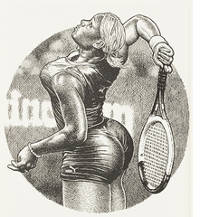 Art & Beauty Magazine: Drawings by R. Crumb, Serena Williams