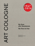 Art Cologne 1967�2016