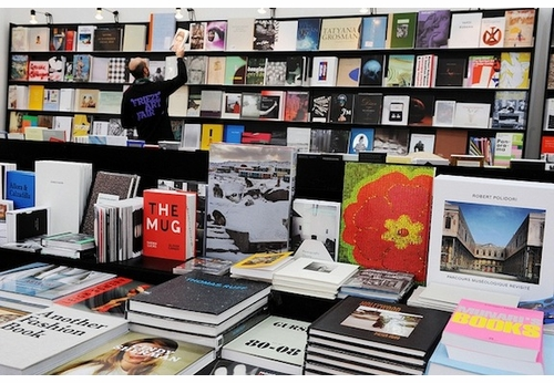 ARTBOOK and Koenig Books at Frieze New York