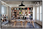 ARTBOOK | D.A.P. Los Angeles Showroom Featured in Cultured Magazine