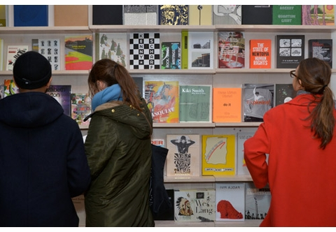 ARTBOOK Holiday Bookshop Opening Party at agnès b.