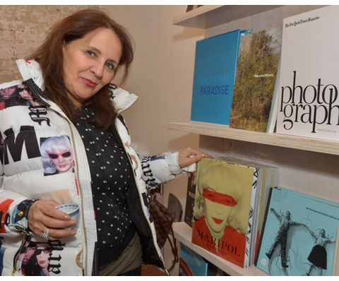 ARTBOOK Holiday Bookshop Opening Party at agn�s b.