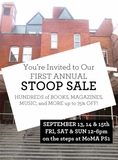 ARTBOOK @ MoMA PS1 Stoop Sale!