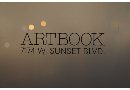 ARTBOOK @ Paper Chase Sneak Preview, January 20, 2011
