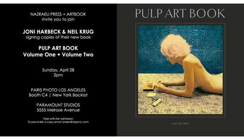 ARTBOOK + Paris Photo Signings, Sunday, April 28