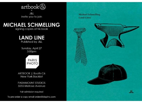 ARTBOOK Signing Schedule: Sunday at Paris Photo Los Angeles