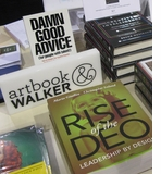 ARTBOOK @ Walker Sets Up Shop at the 2013 AIGA Conference
