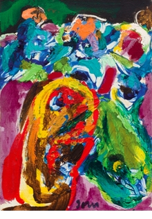Asger Jorn: The Open Hide