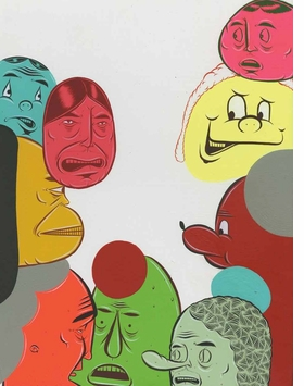 "Featured image is from <a href=""9788862080965.html"">Barry McGee</a>, published by Damiani."