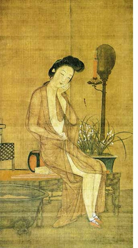 "Featured image, ""Woman Preparing for a Bath,"" is reproduced from <I>Beauty Revealed</I>."