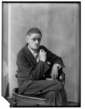 Featured photograph, of James Joyce, is reproduced from 'Berenice Abbott: Paris Portraits 1925–1930.'