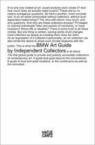BMW Art Guide by Independent Collectors