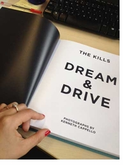 BookMarc Launches The Kills: Dream & Drive