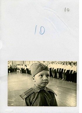 Featured image is a page from <I>Boris Mikhailov: Diary</I>.