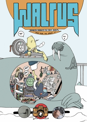 Brandon Graham: Walrus