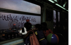 "Featured image is reproduced from <a href=""http://www.artbook.com/9781597111942.html"">Bruce Davidson: Subway</a>."