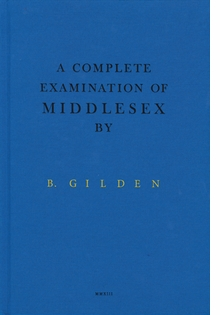 Bruce Gilden: A Complete Examination of Middlesex