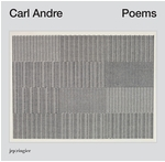Carl Andre: Poems