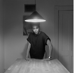 Carrie Mae Weems: Kitchen Table Series, Woman Standing Alone