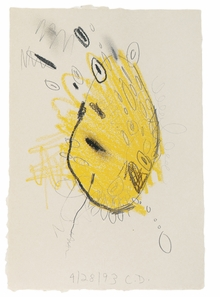 Carroll Dunham: A Drawing Survey