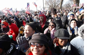 "Featured image is reproduced from <a href=""9780982681329.html"">Inauguration</a>."