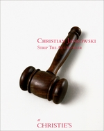 Christian Jankowski: Strip The Auctioneer at Christie's
