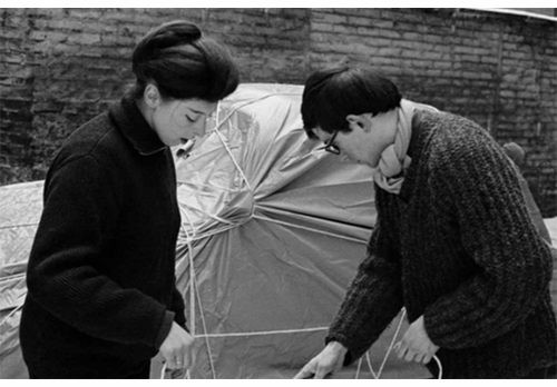 Christo and Jeanne-Claude: In/Out Studio Launch at 192 Books