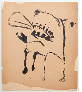 Featured image is reproduced from <I>Claes Oldenburg: Writing on the Side 1956-1969</I>.