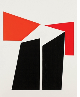 Featured image is reproduced from 'Clare Rojas: Plain Black.'
